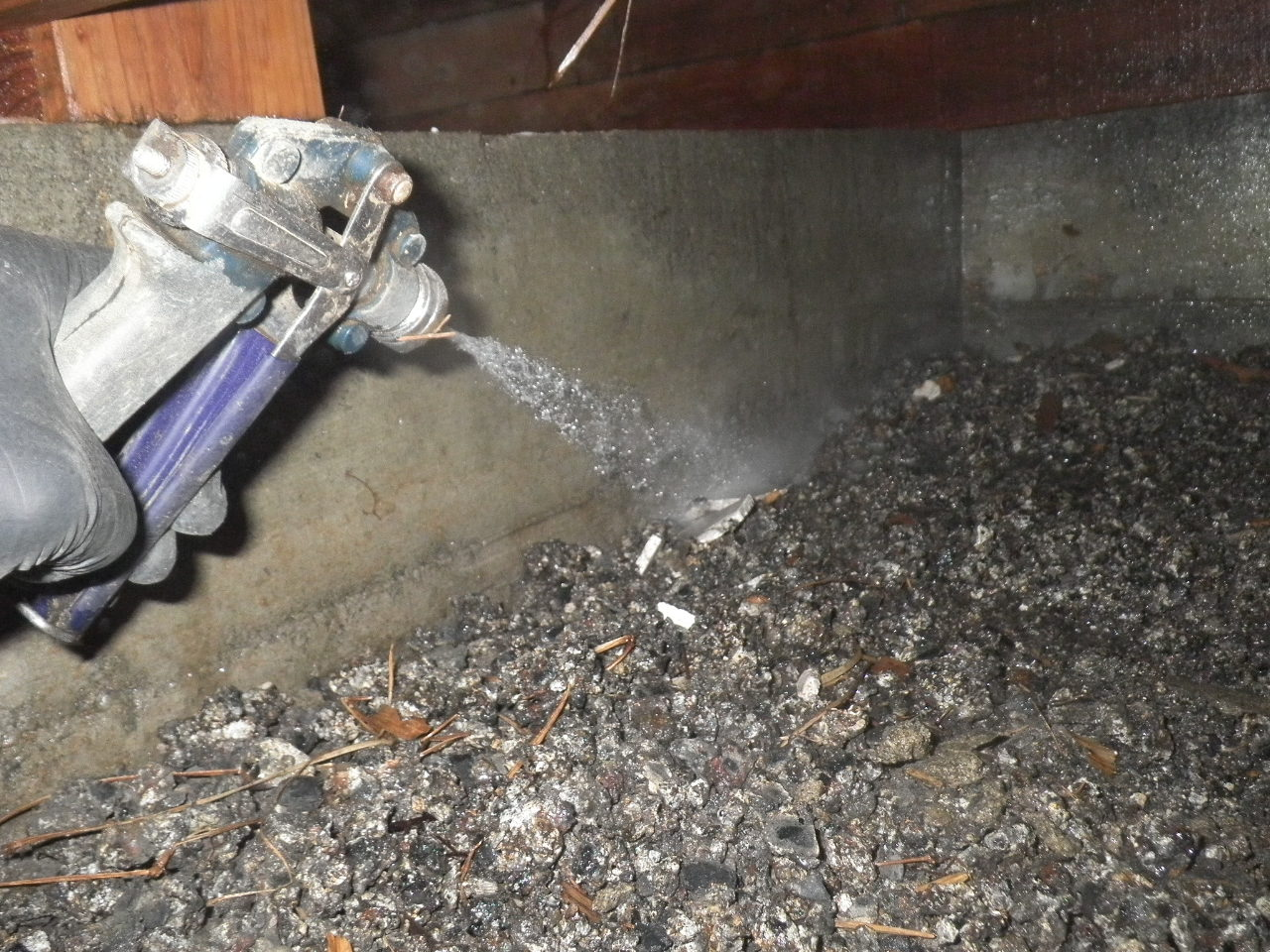 土壌散布2